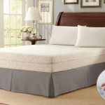 10″ Convection-Cooled Memory-Foam Mattress 50% Off