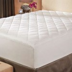 Hotel Madison 400-Thread-Count Stain-Resistant Down-Alternative Mattress Pad Starts $29.99 Shipped