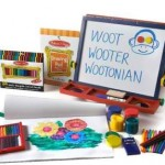 Melissa & Doug Tabletop Easel & Art Supplies Bundle Only $49.99 Today!