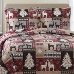 3-Piece Holiday-Themed or Contemporary Quilt Sets Up to 45% Off