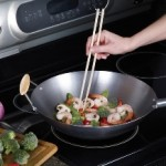 "Roshco 14"" Carbon Steel Wok Only $19.99 Shipped!"