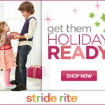 Stride Rite Black Friday Sale and Cyber Monday Sale