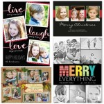 Shutterfly Holiday Cards and Giveaway