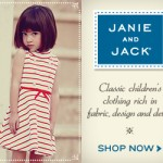 Janie and Jack Cyber Monday Sale
