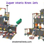 Super Mario 3D Land KNEX Sets Review