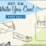 ModCloth Cyber Monday Sale