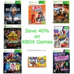 Save 40% or More on XBOX 360 Games