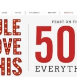 American Eagle Black Friday Sale 2013