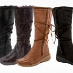 Rasolli Alice-9 Fur-Trim Boots Only $29.99 Shipped