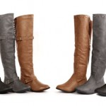 Bucco Knee-High Boots from $44.99 Shipped!