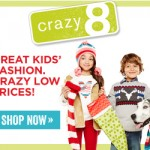 Crazy 8 Cyber Monday Sale
