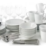 10 Strawberry Street 80-Piece Round Dinnerware Set $99.99 Today!