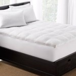 Perfect Sleep Down Alternative Mattress Toppers