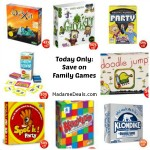 Save up to 50% on Family Games