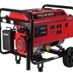 Power Pro 4,050-Watt Gas Generator w/ Wheel Kit 21% Off Today Only