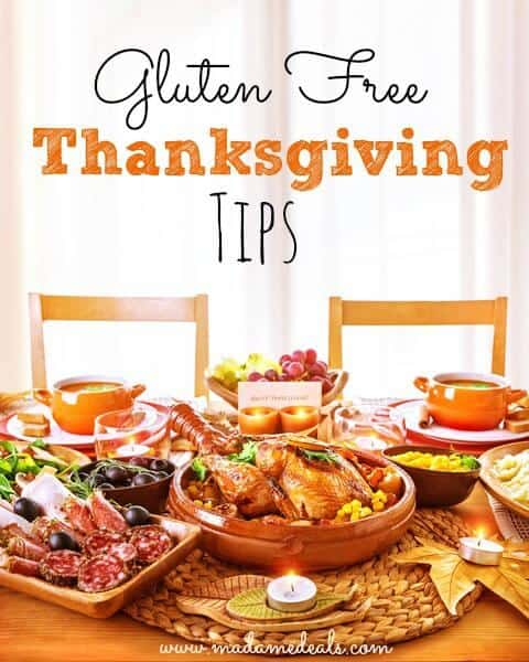 Going somewhere for Thanksgiving? Use these Gluten Free Thanksgiving ...