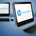 Refurbished HP Pavilion All-in-1 Computer with 4GB Memory and 1TB Hard Drive