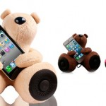 Jarv DJ-Bears Huggy Speakers with Amplifier Only $17.99 Shipped!