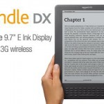 Kindle DX Only $169 Shipped!