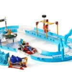 K'Nex Mario Kart Wii Mario & Bowser Ice Race Track Set Only $29.99!