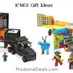 K'NEX Ideas for Music Lovers