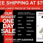 Last Day of MACYS Biggest One Day Sale
