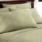 Microfiber Sheet Sets: Cavendish Royal Paisley Collection 6-Piece Sheet Sets