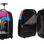 Monster High Hard-Shell Rolling Luggage Case $39.99 Shipped!