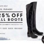 Piperlime Boots Sale 25% Off
