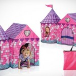 Children's Fairy-Tale Deluxe Princess Tent $24.99 Shipped!