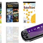Sony PSP-3000 Portable Gaming System with 5-Game Bundle $99.99 Shipped!