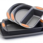 Save 64% on the 5 Piece Rachel Ray Bakeware Set