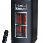 Lifesmart Infrared Mini-Tower Heater 33% Off