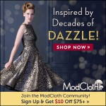 Black Friday Sale : Save 50% at ModCloth