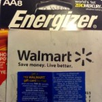 Walmart Energizer Battery Real Deal