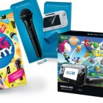 Nintendo Wii U System Bundle with Three Games and Accessory Set $299.99 Shipped