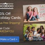 Picaboo Coupons: Holiday Cards 50% Off, BOGO Photobooks and more!