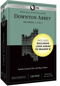 Downton abby deluxe edition