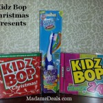 Kidz Bop Presents for Christmas Giveaway