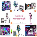 Save up to 55% on Monster High Toys