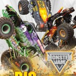 Monster Jam is Coming to Detroit Giveaway