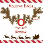 Wow Antlers! Light up Antlers Review