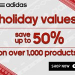Adidas Holiday Sale