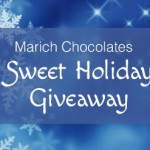 Marich Chocolates Holiday Giveaway