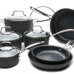 Cuisinart Classic 12-Piece Hard Anodized Nonstick Cookware Set Only $119.99!