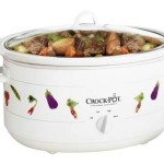 Crock-Pot 7-Quart Slow Cooker Only $19.99!