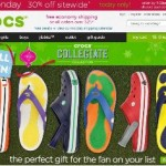 Crocs Sale 30% Off Sitewide Today Only