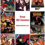 Free Digital DC Comics