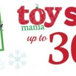 Toy Sale at the Disney Store