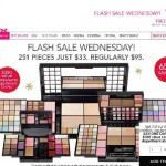 ELF Cosmetics 251 Pieces Palettes 65% Off Today Only